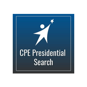 CPE Presidential Search