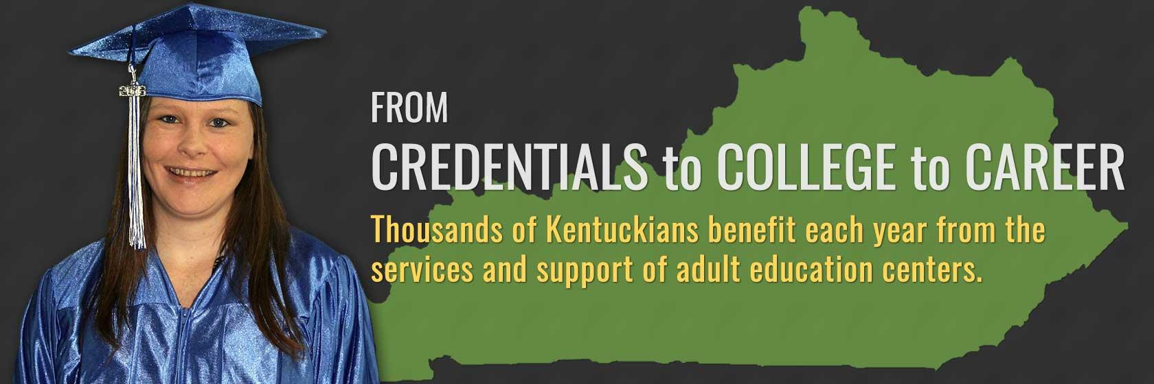 Learn more about Kentucky's adult education program.