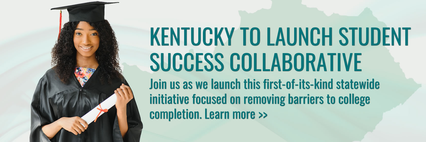 Join us for the launch of Kentucky's Student Success Collaborative