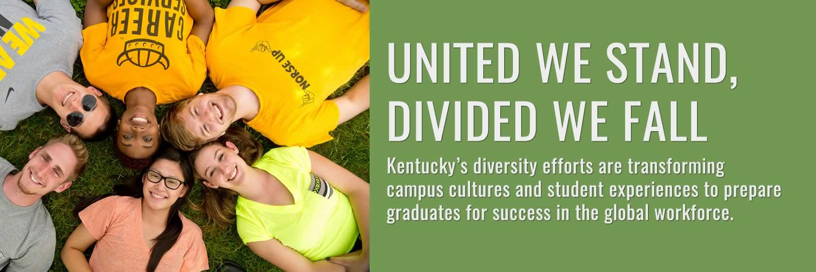 Learn about the Council's efforts in expanding diversity at Kentucky's public campuses.