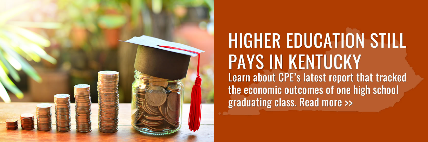 Learn about CPE's latest report that tracks the economic outcomes of a graduating high school class.